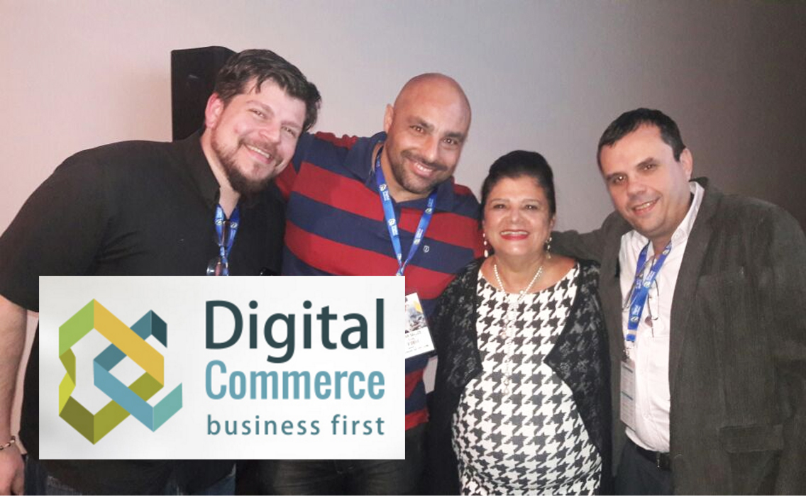 A S1000 esteve na Digital Commerce, confira!