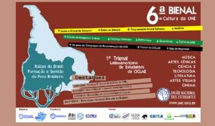 6a Bienal de Cultura da UNE