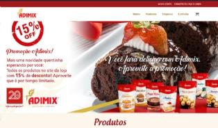 Adimix Loja Virtual
