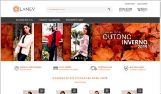 Lanev - Loja e-Commerce