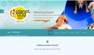 Planet Dog Resort