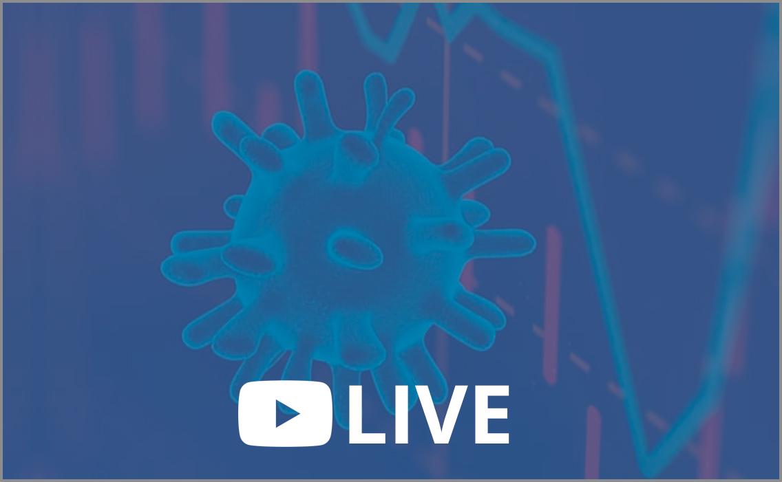 Potencialize as vendas na web, em tempos de Coronavírus. Veja LIVE completa!