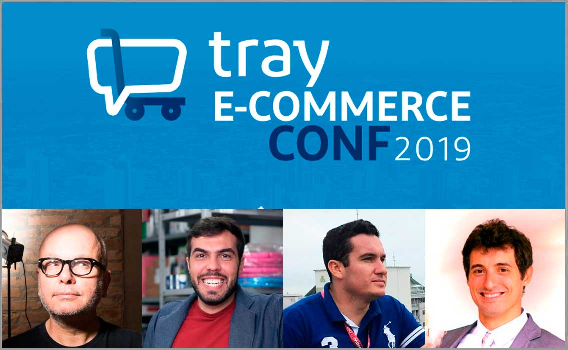 S1000 participa da abertura do Evento Tray ecommerce Conf 2019