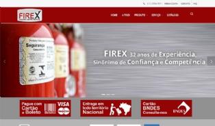 Firex Equipamentos contra Incêncio