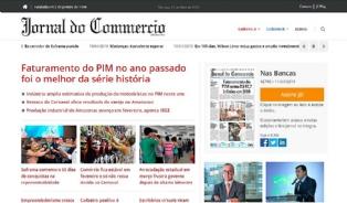 Jornal do Commércio - Manaus