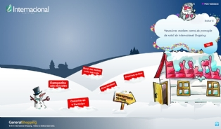 Campanha Natal Shopping Internacional