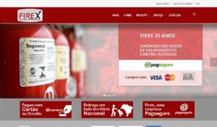 Firex Equipamentos contra Incendio